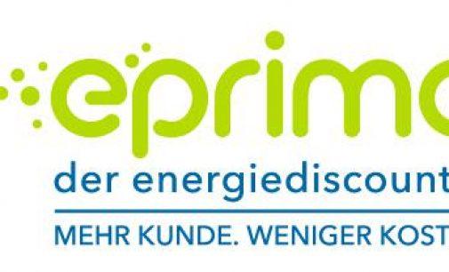 eprimo ist Preis-Champion bei Strom und Gas