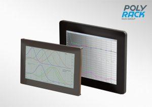 Die PanelPC 2-Serie steht in unterschiedlichen Displaygrößen und Bedienoberflächen zur Auswahl.