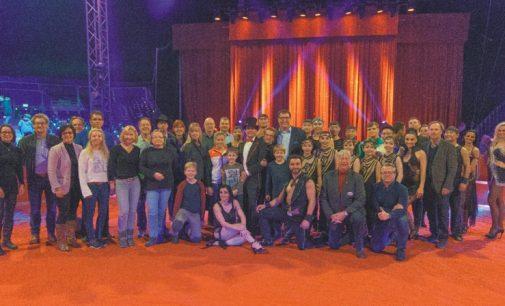 Riesenerfolg: Der Zirkuspalast 2018 in Heilbronn