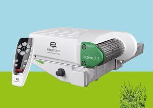 Der neue easydriver active überzeugt mit neuem Design und starker Technik.