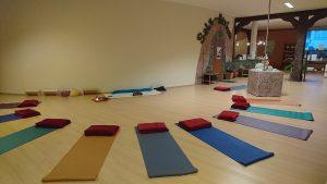 Yoga in Salzgrotte Karlsruhe