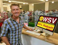 100.000 Besucher in 5 Tagen: Neuer Rekord für schuhplus zum WSV 2018
