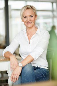 Katja Steger, Geschäftsführerin von E WIE EINFACH