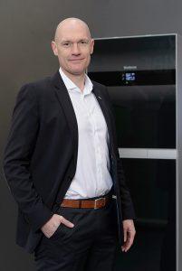 Stefan Thiel, Leiter Vertrieb Buderus Deutschland.