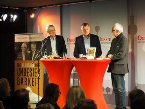 Paul Williams, Andreas Krebs, Rüdiger Lentz