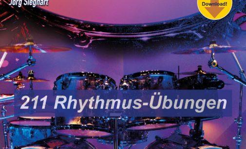 Schlagzeug-Training – Rhythm Control – wie Musiker lernen auch komplexe Rhythmen zu meistern
