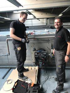 Gut und schnell bei Problemen vor Ort. Die Spezialisten der Günther Baumann GmbH aus Reutlingen.