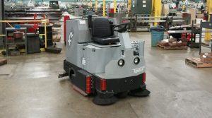 Große Scheuersaugmaschine Tomcat XR