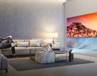 LG Electronics stellt 4K-UHD-Projektor auf der CES 2018 vor