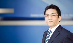 Tetsuya Horimoto, Geschäftsführer der neuen Tochtergesellschaft Schmersal Japan KK