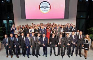 Preisverleihung Deutscher Exzellenz-Preis 2018