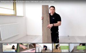 wineo 1000 Multi-Layer XXL Bioboden zum Klicken