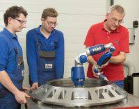 Lebenslang Lernen im Maschinenbau – Ausbildungsoffensive