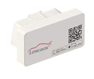 Lescars OBD2-Profi-Adapter mit Bluetooth, App für Android & iOS und Streckenrekorder, www.pearl.de