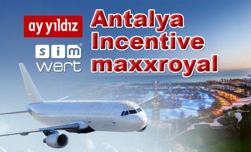SIMWERT Topseller Incentive exklusiv für Ay Yildiz Partner