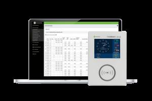 Zeiterfassung Timemaster für kleine und mittelständische Unternehmen (KMU)