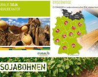EURALIS: Sojabohnen – Erste Ergebnisse der Landessortenversuche 2017 veröffentlicht