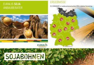 EURALIS Saaten GmbH - Sojabohnen Ergebnisse