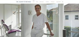 Zahnarzt Dr. Scheurer, Stuttgart-Nord (Killesberg)
