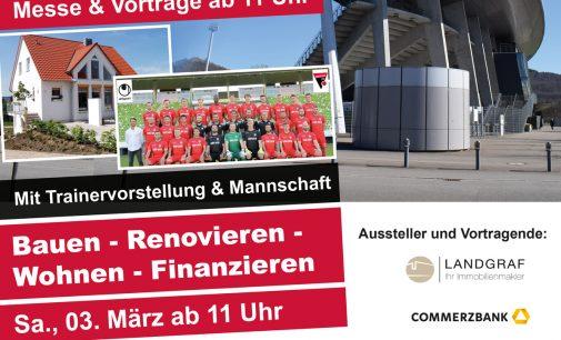 SSV Reutlingen – Messe rund ums Haus und Trainervorstellung