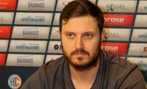 Handball: Jonas Thümmler verlängert beim HC Erlangen