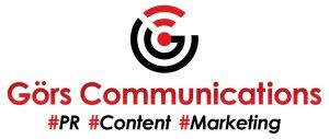 PR-, Marketing- & Digitalberatung Görs Communications: Maßnahmenfahrplan digitaler Markterschließung