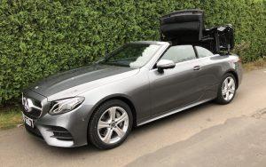 SmartTOP Verdecksteuerung für Mercedes-Benz E-Klasse Cabriolet