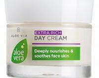 Neu: LR ALOE VIA Extra Reichhaltige Tagescreme mit 50% Aloe Vera