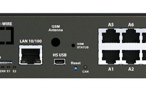 Alarmsystem für die 24×7 Überwachung von Technik- und Serverräumen
