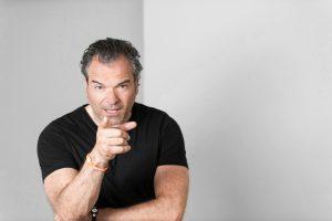 Clemens Ressel über Partnerschaften und dem Glauben an sich selbst