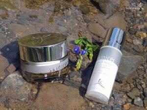 Hautpflege mit Algenextrakten - optimal für die Winterhaut