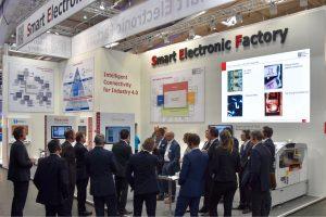 Der SEF Smart Electronic Factory e.V. auf der HANNOVER MESSE 2017