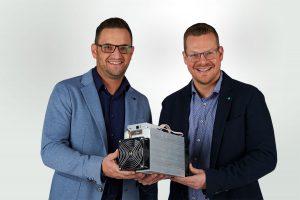 Gründerteam Sascha Neuwirth & Andreas Eschlberger