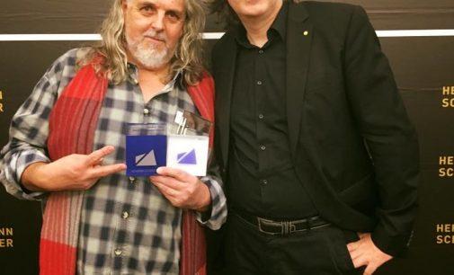 Gewinner des 1. Internationaler Speaker Slam München: Ernst Crameri