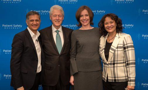 Das Thema Patientensicherheit ist weltweit im Fokus