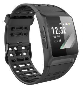 newgen medicals GPS-Sportuhr, SW-250.hr Bluetooth, www.pearl.de