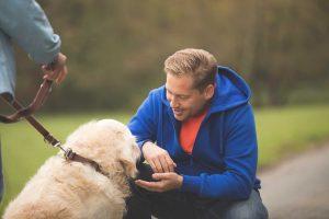 Hunde-Experte Steffen Kröber weiß, was Hunde wollen.