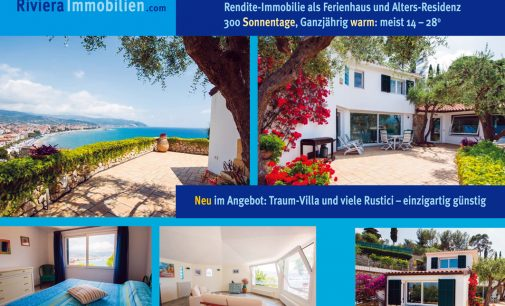 Hochrentable Kapitalanlage durch Kauf einer erstklassigen, unschlagbar preisgüntigen Immobilie in Ligurien