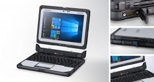 Panasonic TOUGHBOOK CF-20 mk2