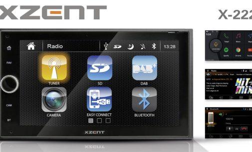 Top-Entertainer fürs Auto: XZENTs Multimediasystem X-222