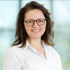 Monika Raulf, neue Niederlassungsleiterin für Carebrick Deutschland