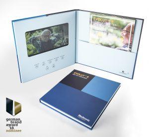 Die ipanema2c-Nominierung für Excellence in Brand Strategy Management and Creation.