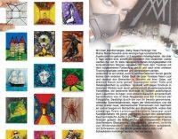 "Marachowska Art – ""Baby Glass Paintings"""