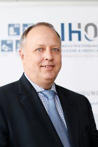 IHO-Geschäftsführer Dr. Thomas Rauch