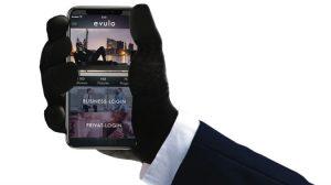 Evolu App in iPhone und Android Version für Unternehmen und Konsumenten
