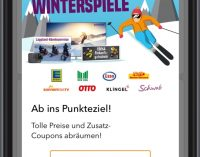 Spielend punkten bei den DeutschlandCard Winterspielen