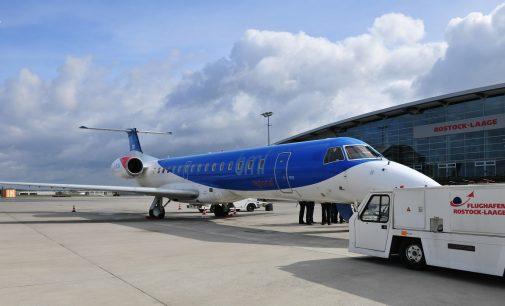 Kurztrip an die Ostee – bmi fliegt täglich von München und Stuttgart nach Rostock