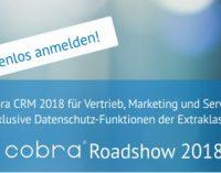 cobra on Tour: Deutschlandweite Roadshow in 9 Städten