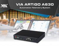 Embedded World 2018: VIA zeigt Lösung zur schnelleren Implementierung industrieller IoT-Edge-Computing-Systeme