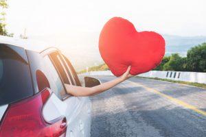 Am Tag der Verliebten schlagen auch die Urlauberherzen höher